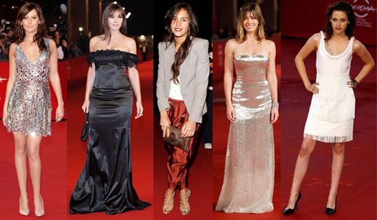 Which Rome Film Festival Look Is Most Fab?