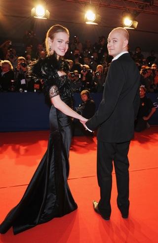 Power Couple: Natalia Vodianova and Justin Portman