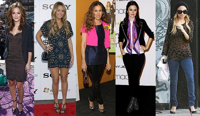Best Of 2008 Best Celebrity Style Popsugar Fashion