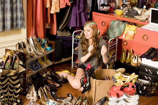 Sneak Peek! Confessions of a Shopaholic