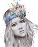 Etsy.com Fashion Illustrators We Adore