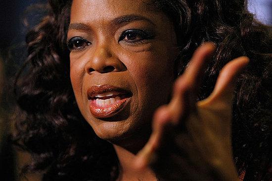 Oprah vs. Organic Blue Corn Chips