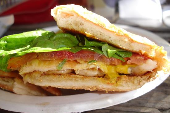 'Wich of the Week: Sunny Chicken Sandwich