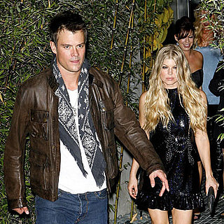 Photo of Fergie and Josh Duhamel at the Bachelor/Bachelorette Bash