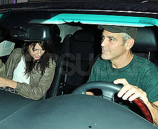 Photo of George Clooney On a Dinner Date with Female Friend