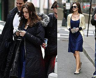 Anne Hathaway Keeps It Professional