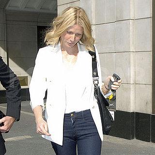 Gwyneth Paltrow out in NYC