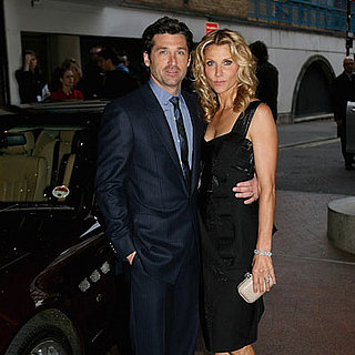 Patrick Dempsey and Jillian Fink-Dempsey Promote Made of Honor