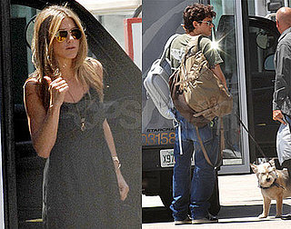 Photos of John Mayer and Jennifer Aniston Together in Miami