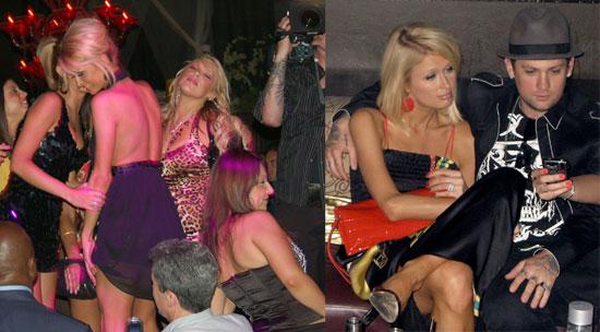 Paris Brings Her BFF Search to Vegas