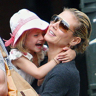 Heidi and Leni Klum Out in NYC
