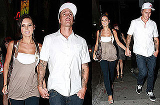 Photos of Audrina Patridge Out in LA With Her New Boyfriend, Corey Bohan