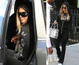 Photos of Fergie in London