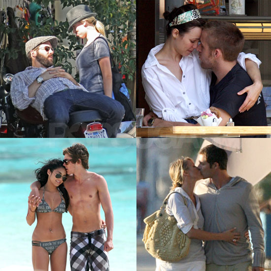 The Hottest Summer Romances of 2008
