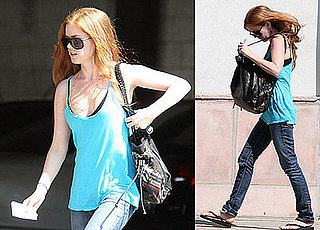 Photos of Isla Fisher Shopping in Los Angeles