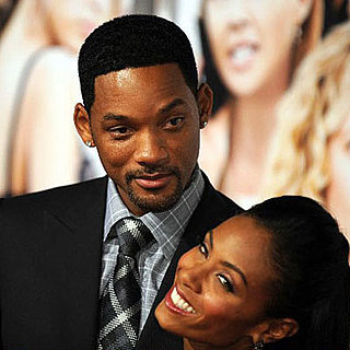 Will Smith and Jada Pinkett-Smith at The Women Premiere
