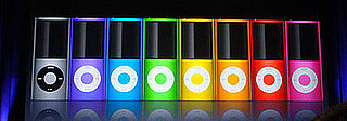 Sugar Shout Out: Check Out Apple's New Nanos!