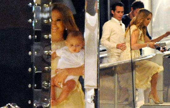 Jennifer, Marc, and the Twins' Glamorous St. Tropez Yacht Life