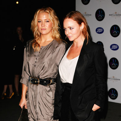 Kate Hudson and Stella McCartney Party in London