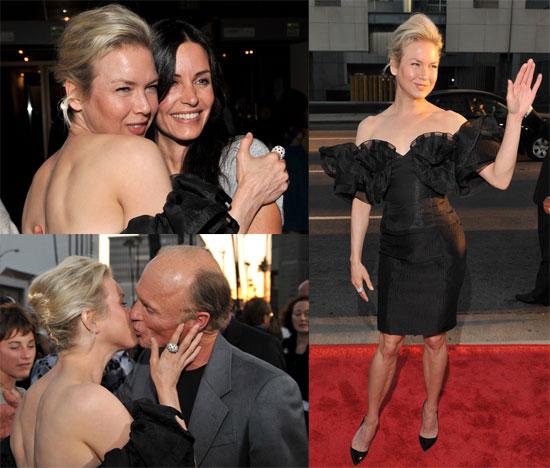 Photos of Renee Zellweger, Courteney Cox, Viggo Mortensen at Appaloosa LA Premiere