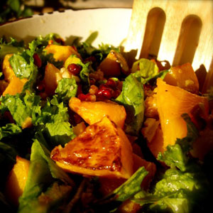 Sugar Shout Out: Fall Into Salads