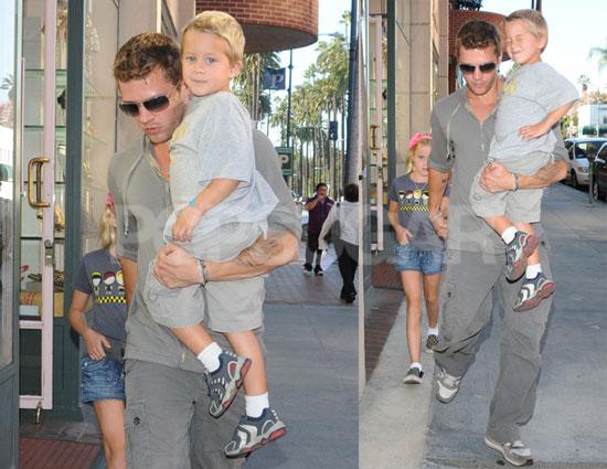 Ryan and the Kids