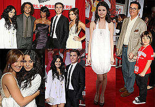 Photos of Zac Efron, Vanessa Hudgens, Ashley Tisdale, Selena Gomez at the Premiere of High School Musical 3 in Los Angeles