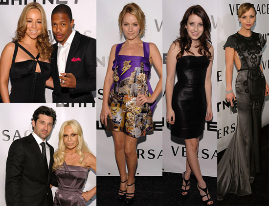 Red Carpet Photos From Whitney Museum American Art Gala Including Christina Ricci, Mariah Carey, Patrick Dempsey