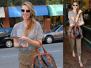Photos of Whitney Port in Beverly Hills 2008-10-28 15:30:29