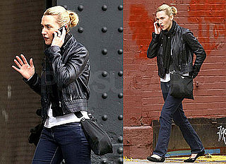 Photos of Kate Winslet in New York
