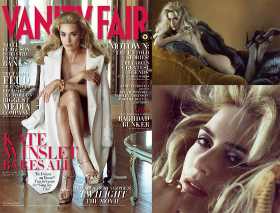Kate Winslet Vanity Fair