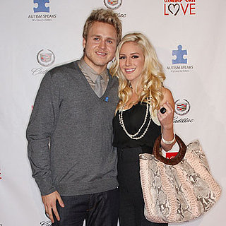 Heidi Montag and Spencer Pratt at the Annual Autism Speaks Acts of Love Celebration