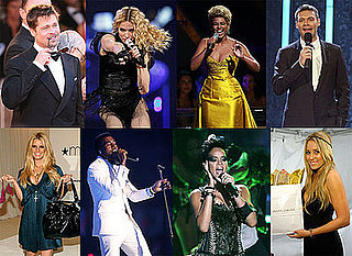 Who Is the Hardest Working Celebrity of 2008?