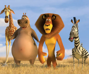 Photo of Madagascar: Escape 2 Africa, Which Earned $63.5 Million at the Top Spot of the Box Office