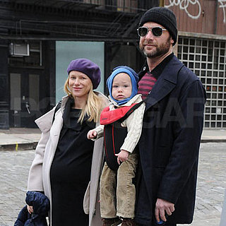Naomi Watts and Liev Schreiber Take Their Son Alexander to the NYC Thanksgiving Parade