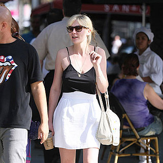 Kirsten Dunst Out in Miami