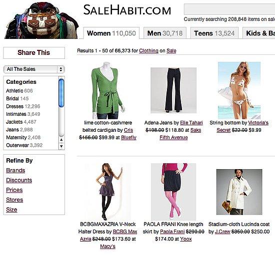 The Sale Motherload at SaleHabit.com