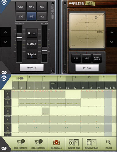 Beatmaker For the iPhone