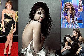 Biggest Headlines of 2008: Miley Cyrus's VF Scandal