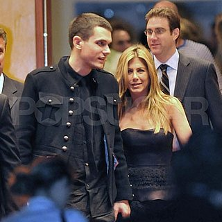 Jennifer Aniston and John Mayer Leave the Marley and Me Premiere