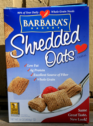Food Review: Barbara's Shredded Oats