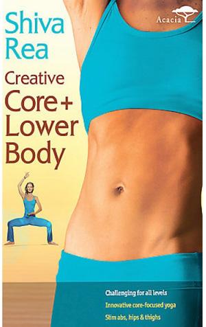 DVD Review: Shiva Rea — Creative Core + Lower Body