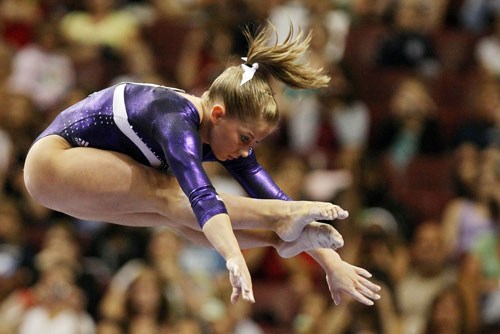 Balance Beam<br /> 2008 U.S. Olympic Team Trials - Gymnastics Day 4
