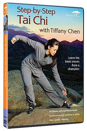 DVD Review: Step-by-Step Tai Chi with Tiffany Chen