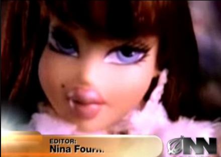 Bratz Dolls: Sending the Wrong Message About Head Size?