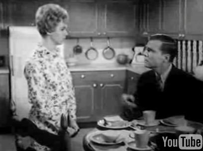 Vintage Sexist Folger's Commercial