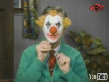 Noooooooo! It's Evil Mr. Rogers