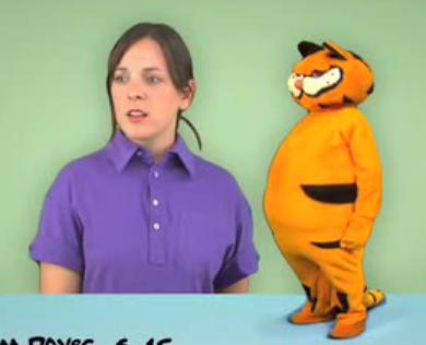 Garfield Ate a Purse