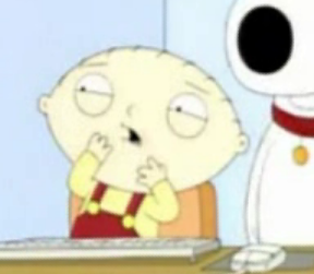 "Stewie's ""2 Girls, 1 Cup"" Reaction on Family Guy"