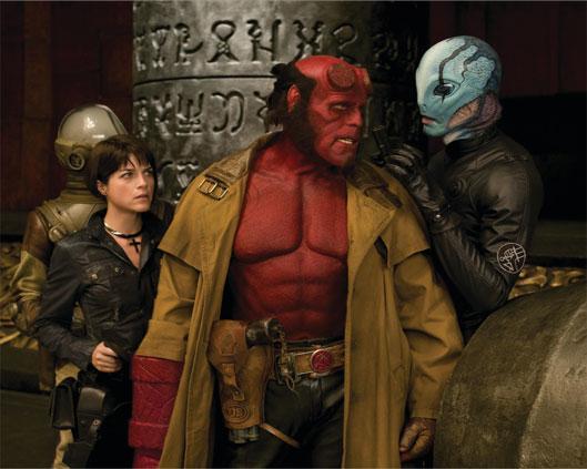 Hellboy II: A Super-Fun, Satisfying Sequel